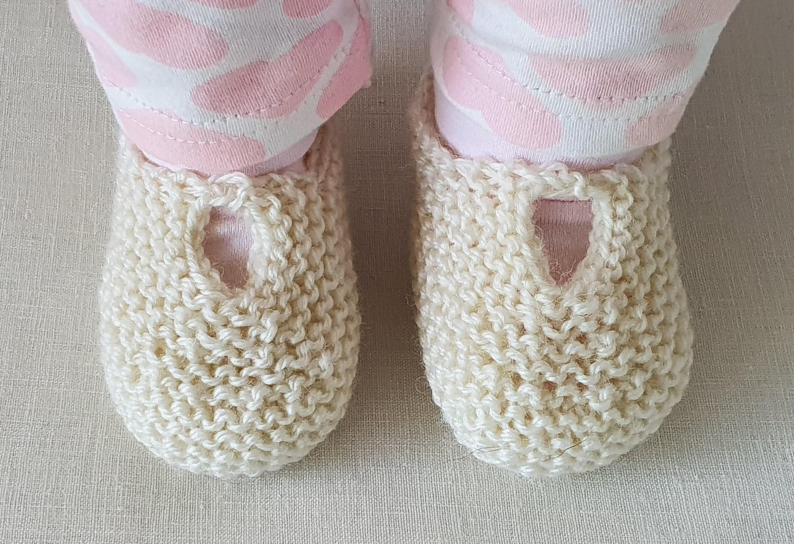 72596884b Knitting Patterns Online - Knitting Patterns For 8ply Baby Shoes - Anita