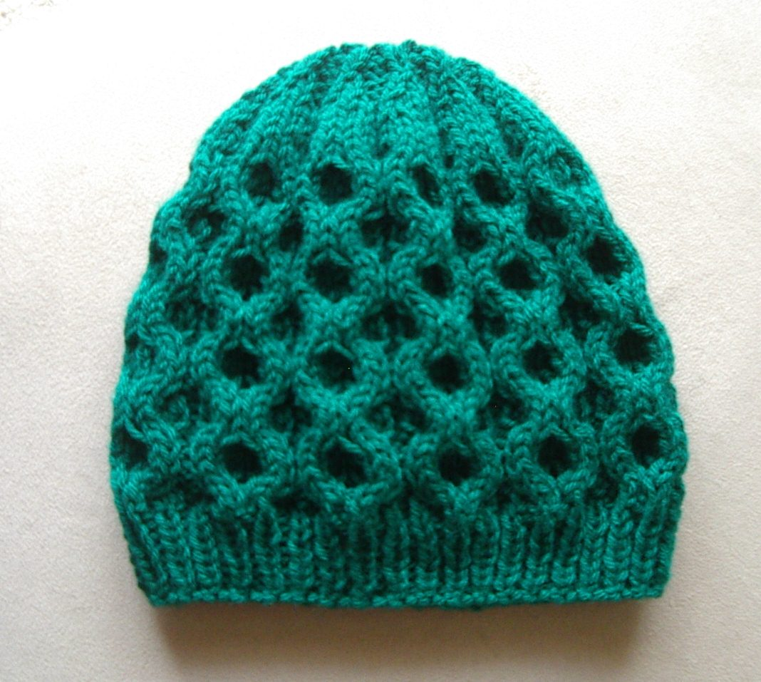 Knitting Beanie Patterns : Knitting patterns online for beanies