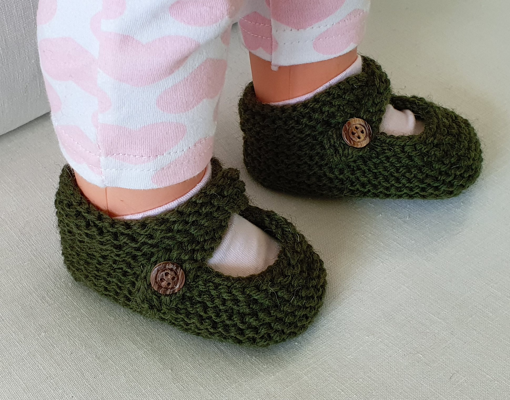 f7894c629 Knitting Patterns Online - Knitting Patterns For 8ply Baby Shoes ...