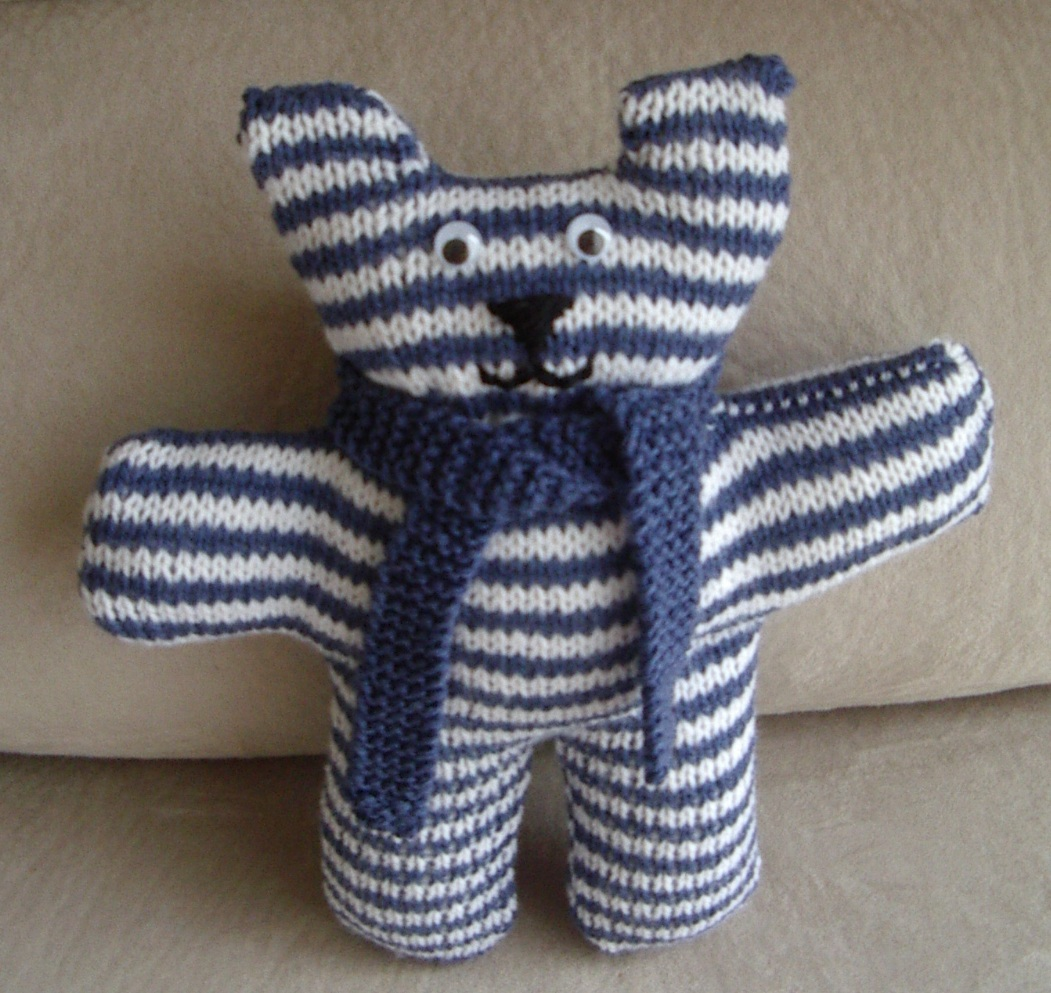 Knitting Patterns Online - Knitted Toys